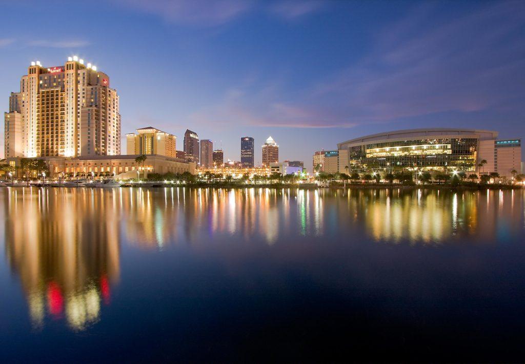 Тампа, Флорида. Работа, развлечения и стоимость жизни.